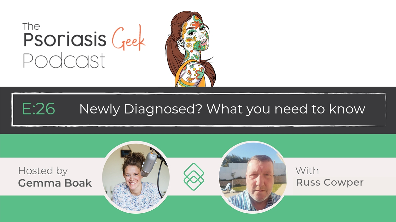 Psoriasis Newly Diagnosed